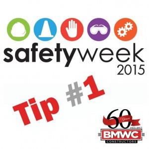 Safety Week 2015 Tip1