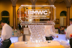 BMWC Ice Sculpture