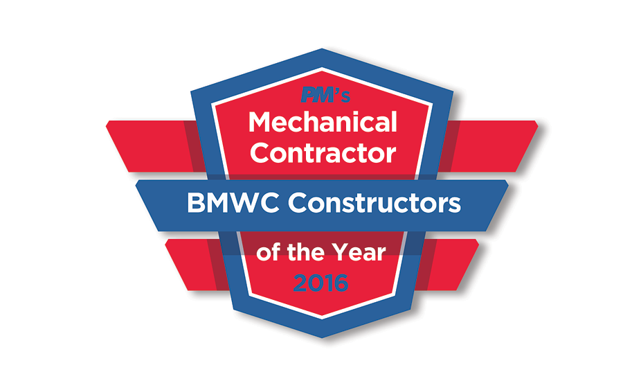 Mech Contractor of Year