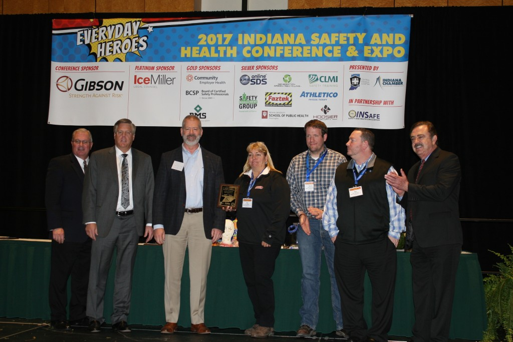 Governor's Workplace Safety Awards