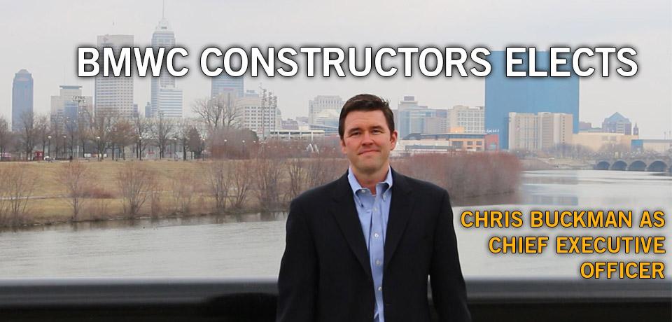 Chris Buckman elected CEO